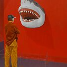 White Shark IV (Trophy) by Jason Moad