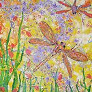Dragonflies by bosmoore