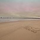 Beach Art by Martha Burns