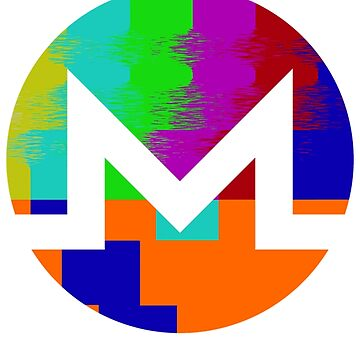 Monero Glitch - Cryptoboy by cryptoboy