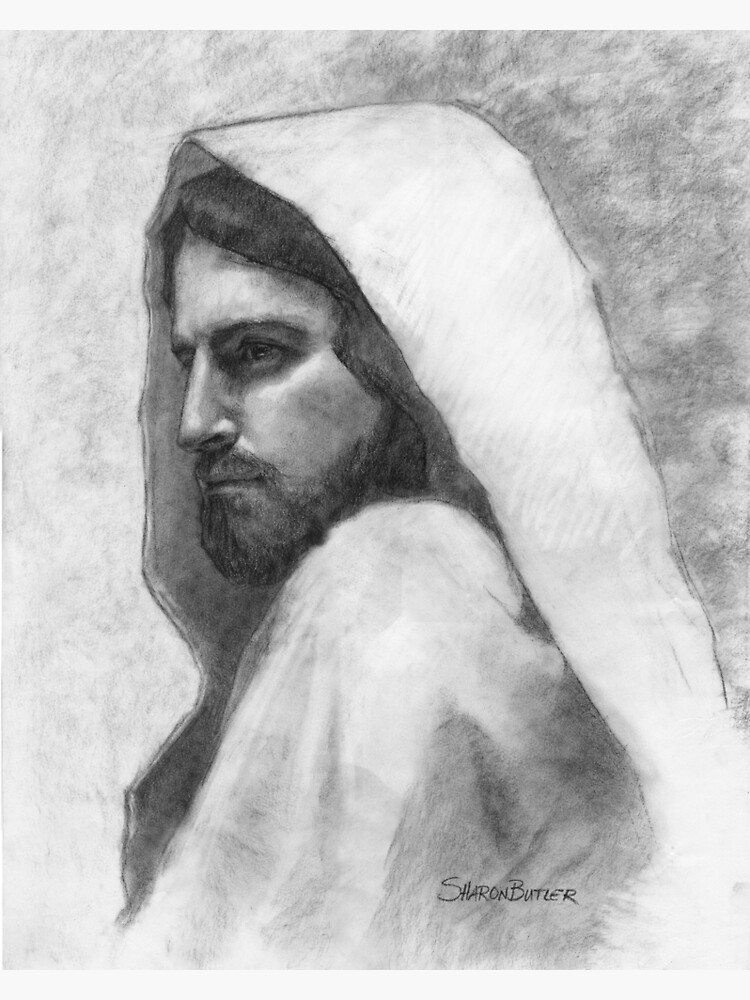 Savior Jesus Christ by SharonButler