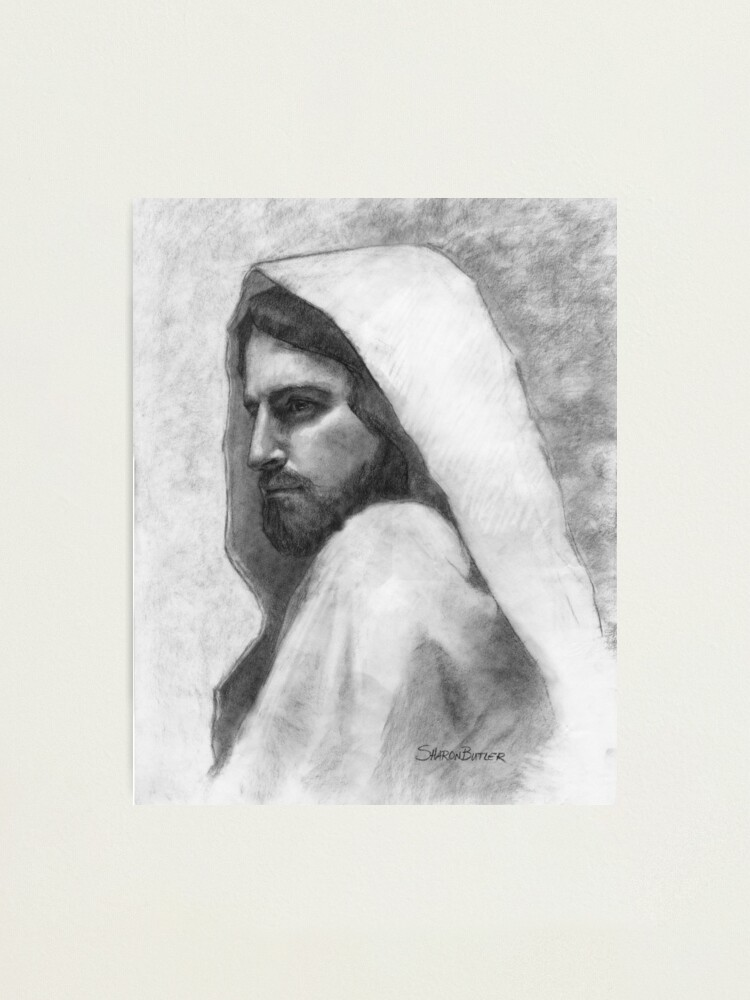 Alternate view of Savior Jesus Christ Photographic Print