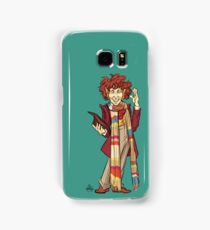 The Fourth Doctor [Who] Samsung Galaxy Case/Skin