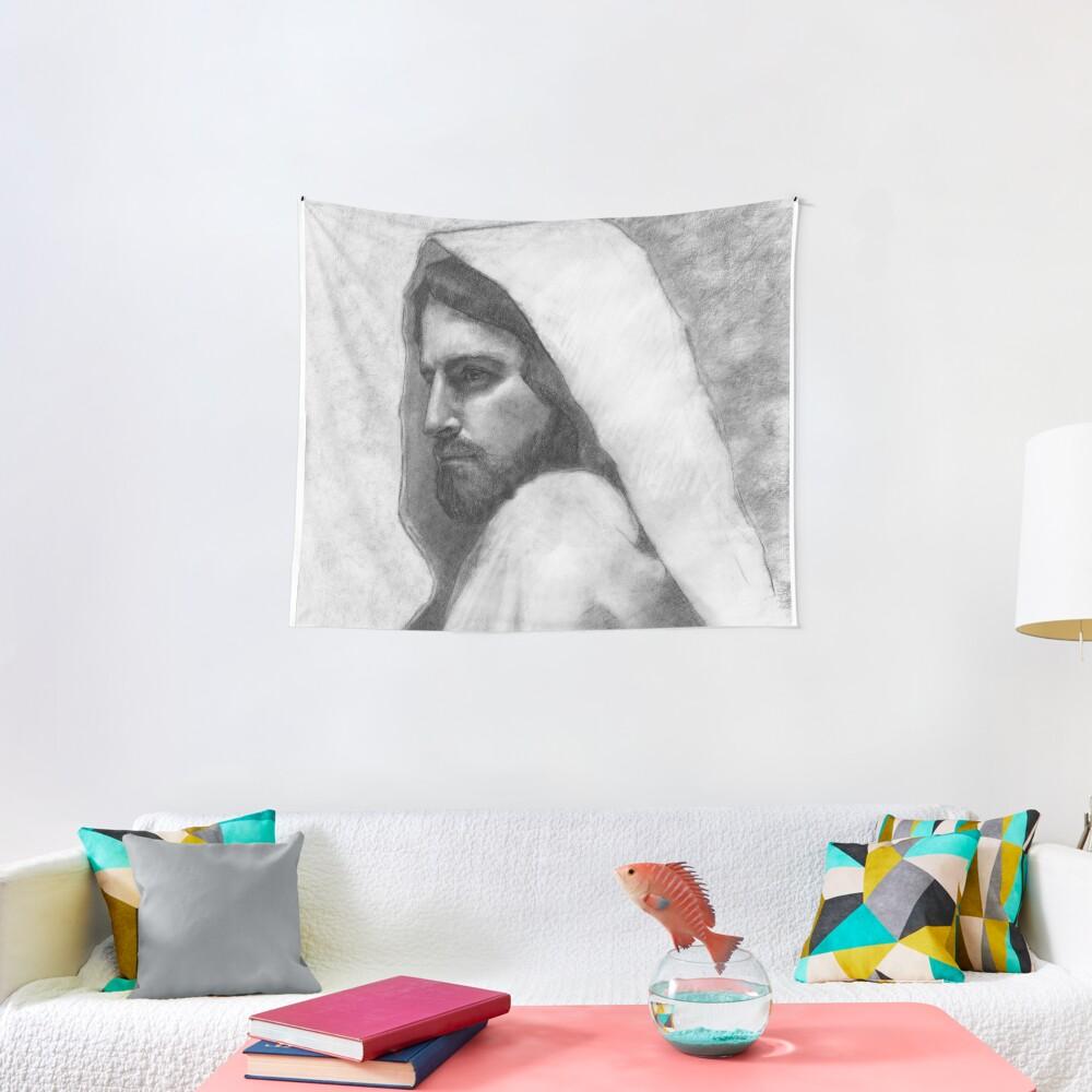 Savior Jesus Christ Tapestry