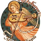 NYCKELHARPA: MUSIC OF ANGELS by DilettantO