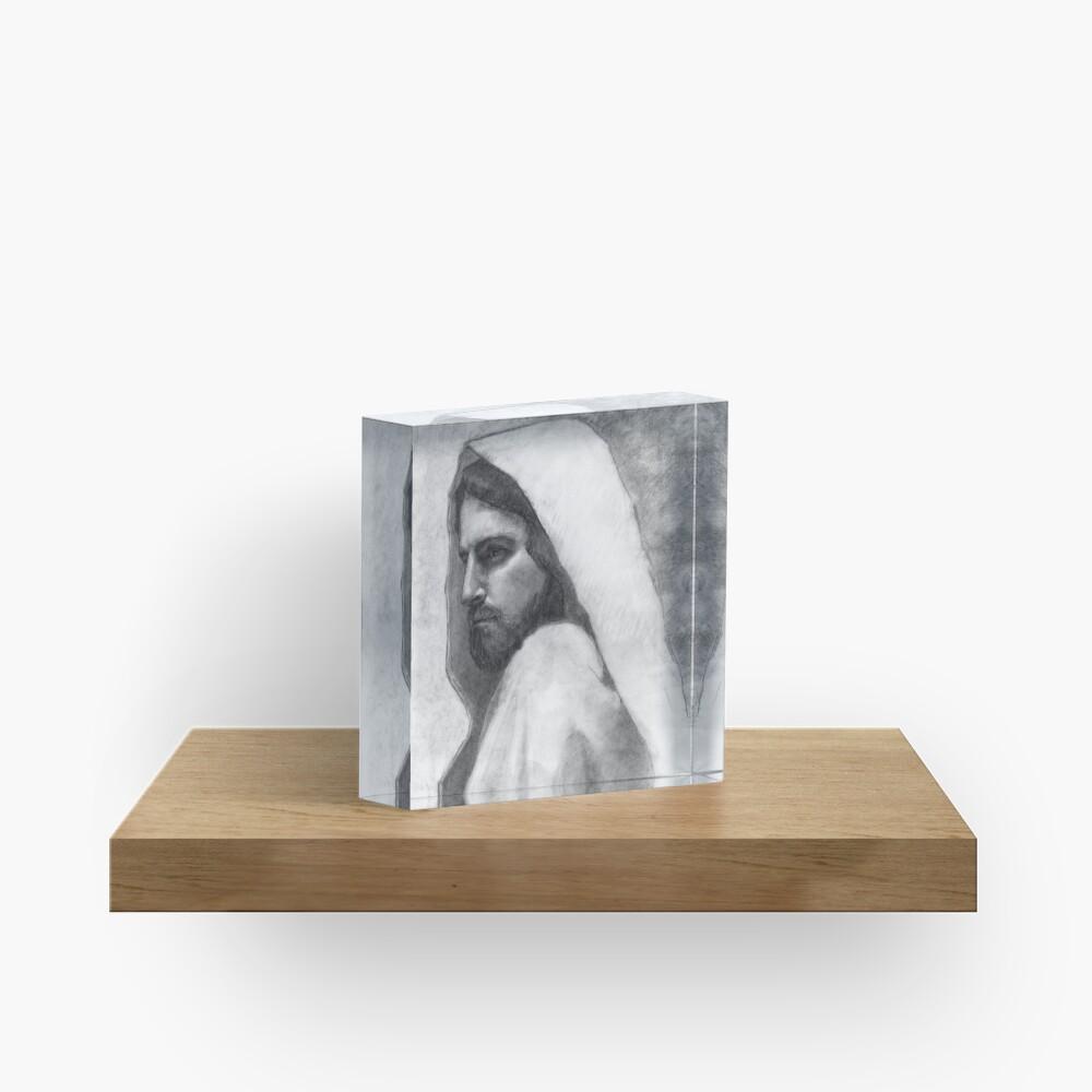 Savior Jesus Christ Acrylic Block