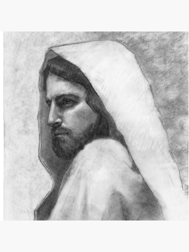 Savior Jesus Christ by SharonButler