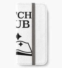 Witch Club Logo  iPhone Wallet/Case/Skin
