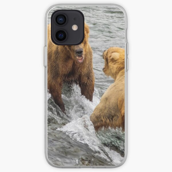 Fight iPhone Soft Case