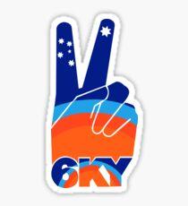 6KY Sticker