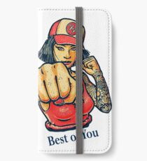 Best Of You iPhone Wallet/Case/Skin