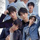 «Cartel del grupo BTS: Love Yourself Tear Edit» de KpopTokens