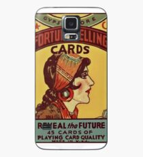Fortune telling card Case/Skin for Samsung Galaxy