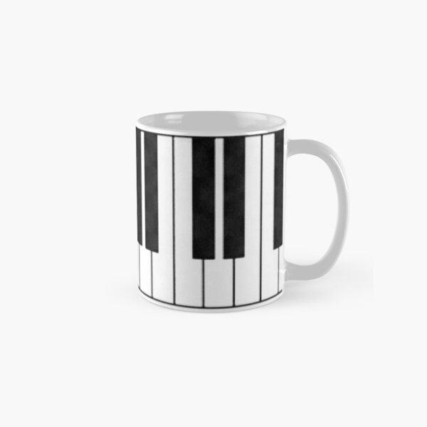 Piano Keys in the Key of Me! Classic Mug