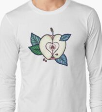 apple dream garden Long Sleeve T-Shirt