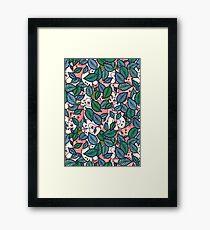 apple dream garden Framed Print