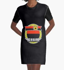 CHOAM - Inspired by Dune Graphic T-Shirt Dress