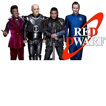 Red Dwarf Team by red-rawlo