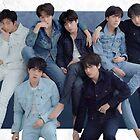 «Cartel del grupo BTS: Te amo a ti mismo Tear Editar (3)» de KpopTokens