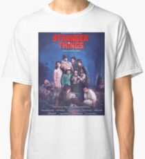 Stranger th ngs Classic T-Shirt