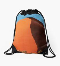 Out of Namibia Drawstring Bag