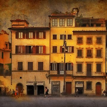Somewhere in Florence by PeterH