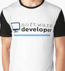 Software Developer Graphic T-Shirt