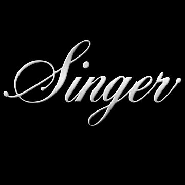 Vintage Singer Silver Color by barminam
