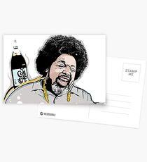 Afroman Because I got High Postcards