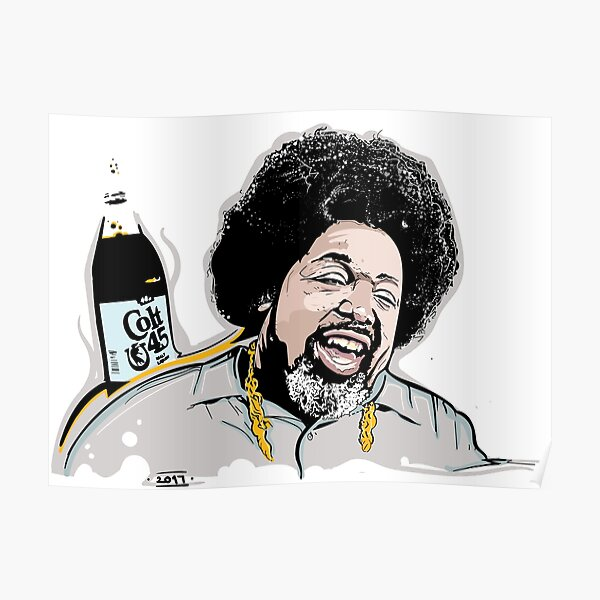 Afroman Because I got High Poster