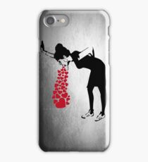 Banksy Love Sick iPhone Case/Skin