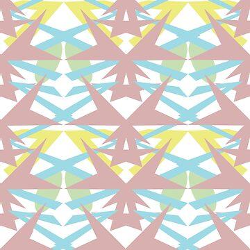 snazzy geometric by Hallmm