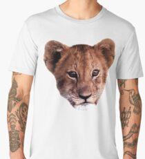 Lion Cub Men's Premium T-Shirt