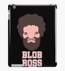 Funny Blobfish Perfect for Fish Lovers Blob ross iPad Case/Skin