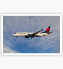 Delta Air Lines Boeing 737-832 Sticker