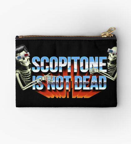 SCOPITONE IS NOT DEAD Pochette