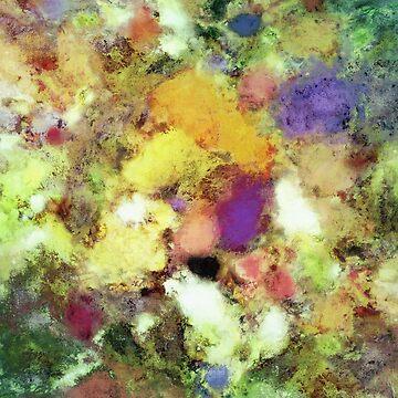 Forgotten petals by KeithMillsArt
