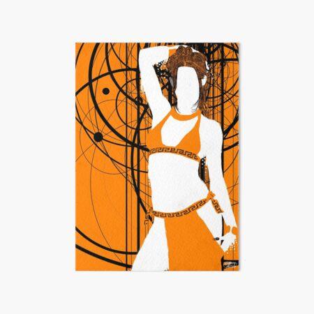 immagini greche 00 Art Board Print