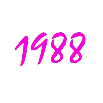 1988 by ajrhode1