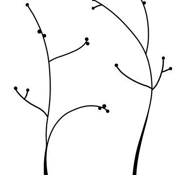 Twigs by pastelquartz