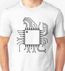 microcontroller electrical engineer Unisex T-Shirt