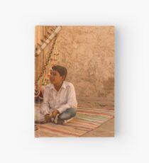 Mehrangarh Musician Hardcover Journal