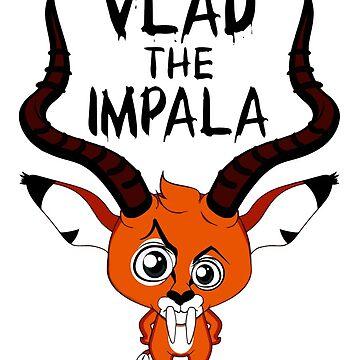 Vlad the Impala by MrSmithMachine