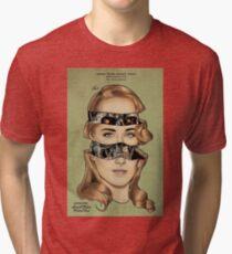 WESTWORLD - Inside Dolores Tri-blend T-Shirt