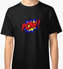 Pow Big Bang Comic Classic T-Shirt