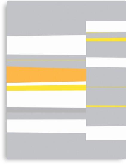 Mosaic Single 4 #abstract #minimalism #sabidussi #redbubble  by Menega  Sabidussi