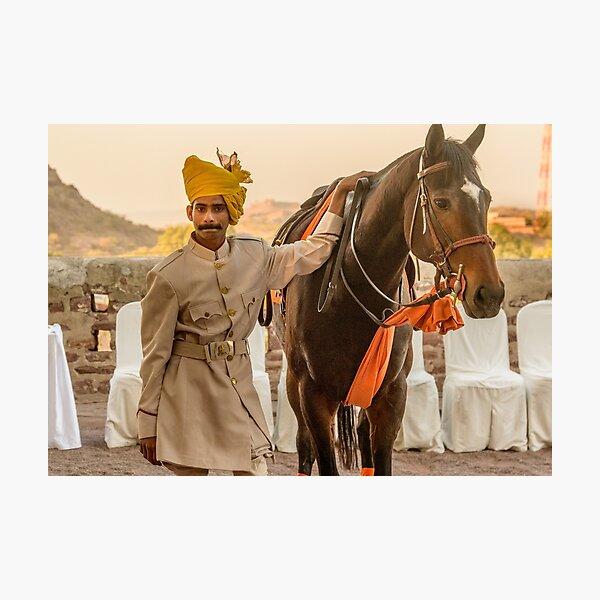 The Cavalry Photographic Print