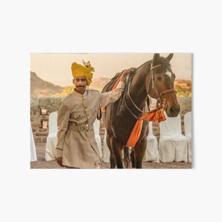 The Cavalry Art Board Print