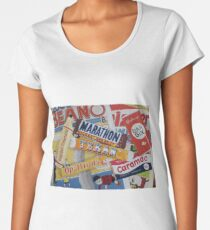 1970s sweets Women's Premium T-Shirt