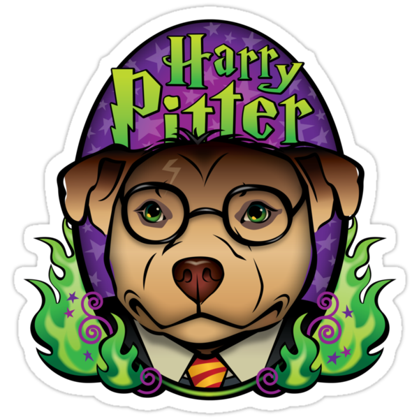Harry Pitter by Linda Hardt